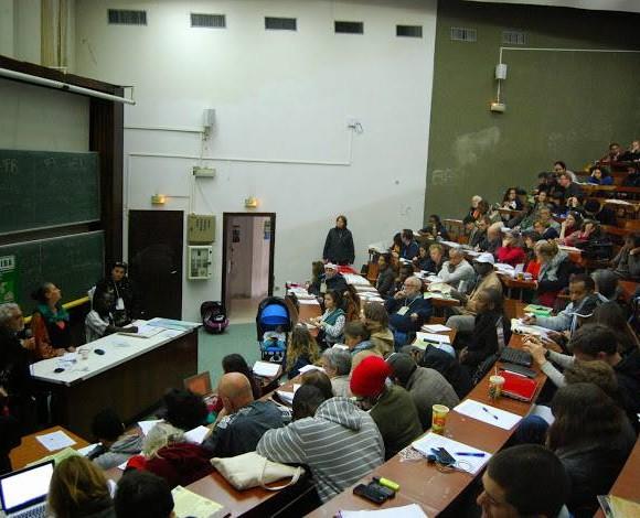 Le FMAT au Forum Social Mondial de Tunis
