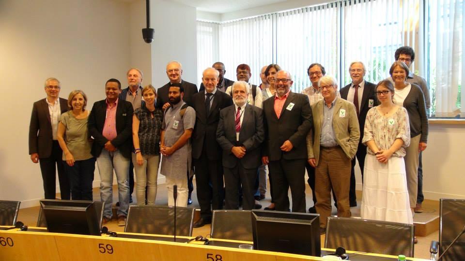 Foto III Reunion CIO Bruselas