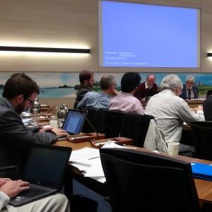 Tercera reunión del CIO del FMAT en Bruselas