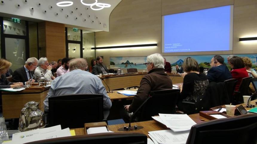 II Reunión del CIO del FMAT 2016