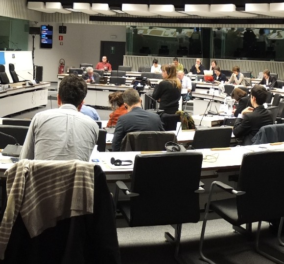 Video WFAL Concentration and landgrabbing in Europe (EESC, 16th of November 2015)