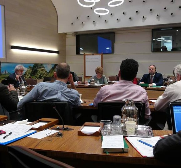 Second meeting of the IOC of WFAL 2016
